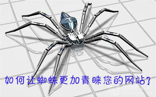 关于搜索引擎蜘蛛的工作原理