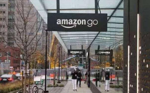 自动零售店 亚马逊推出无人店Amazon Go
