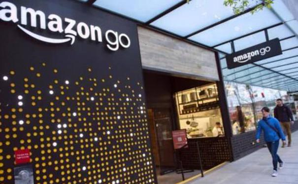 亚马逊加速布局无人便利店Amazon Go