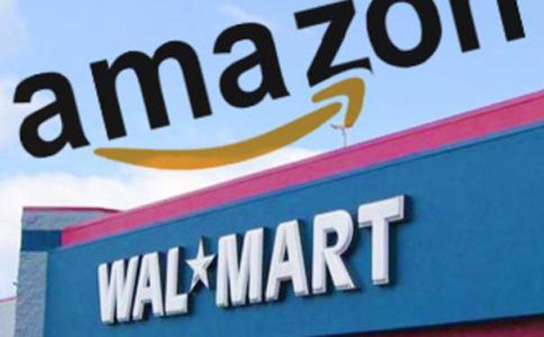 沃尔玛在线销售额有望赶上亚马逊