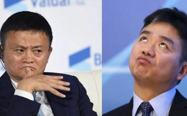 刘强东天天上京东购物 马云却从不上淘宝