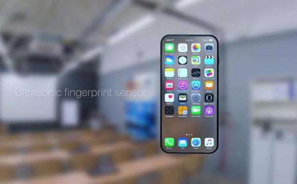 苹果屏下摄像头专利曝光:真全面屏大战全面开启